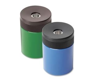 Staedtler Mars GmbH & Co. 511-63 Cylinder Pencil Sharpener, Metal, Asst by Staedtler