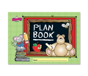 Carson-Dellosa Publishing Co., Inc 604015 Plan/Record Book,42 Weeks of Planning Pages,96 Pages by Carson-Dellosa