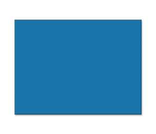 "PACON CORPORATION 103086 Construction Paper, 76lb., 18""x24"", 50/PK, Blue by Pacon"