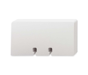 "Sanford, L.P. 67558 Rotary File Cards, Plain, 2-1/4""x4"", 100/PK, White by Rolodex"