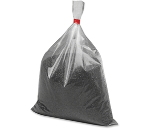 Newell Rubbermaid, Inc B25 Sand Bag, 5 Pound, 5/PK, Black by Rubbermaid Commercial