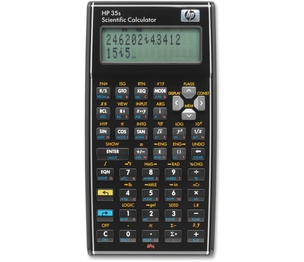 Hewlett-Packard 35S HP 35S SCIENTIFIC CALCULATOR, 14 Digit LCD by HP