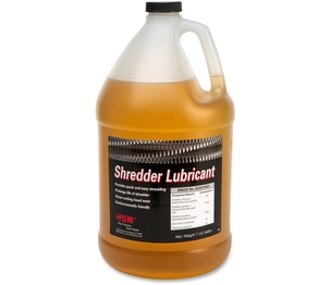 HSM of America, LLC HSM315 Shredder Lubricant, One Gallon by HSM
