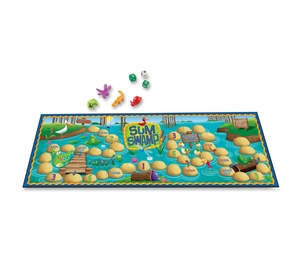 LEARNING RESOURCES/ED.INSIGHTS LER5052 Sum Swamp Addition & Subtraction Game by Learning Resources