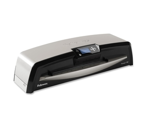 "Fellowes, Inc 5218601 Laminator, 12-1/2"" Entry, Up To 10 Mil Pouches, SR/BK by Fellowes"