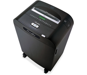 "ACCO Brands Corporation 1758585B Shredder,Cross-Cut,18 Sheet Cap,19""x14""x24"",Black by Swingline"
