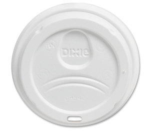 Georgia Pacific Corp. 9542500DX Dome Lids, f/PecfecTouch Cup 12/16 oz., 50/PK, WE by Dixie