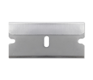 Avery 11820 Replacement Razor Blades, Single-Edge, 100/BX, Silver by Sparco