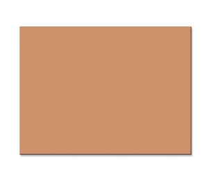 "PACON CORPORATION 103087 Construction Paper, 76lb., 18""x24"", 50/PK, Tan by Tru-Ray"