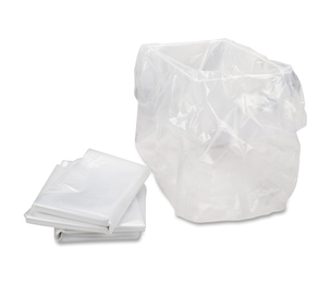 "HSM of America, LLC HSM1310 Shredder Bag, f/HSM Models, 13""x10""x24"", 100BG/CT, Clear by HSM"