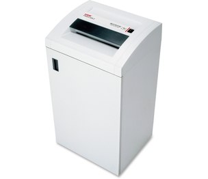 "HSM of America, LLC HSM1343 Shredder,Cross Cut,27 Sh Cap,19-3/4""x18-1/2""x35-1/4"",BG by HSM"