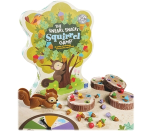 EDUCATIONAL INSIGHTS 3405 The Sneaky, Snacky Squirrel Game by Educational Insights