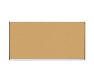 Lorell Furniture 60645 Natural Cork Board, 8'x4', Satin Finish by Lorell