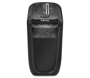 "Fellowes, Inc 4606001 Cross-Cut Shredder, 10Sht Cap, 9-1/4""x14-5/8""x16"", Black by Fellowes"