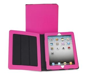 """SAMSILL CORPORATION 35008 iPad Fashion Case, f/5th Generation, Adj., 7""""x1""""x9"""", Pink by Samsill"""