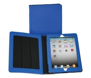 "SAMSILL CORPORATION 35009 iPad Fashion Case, f/5th Generation, Adj., 7""x1""x9"", Blue by Samsill"