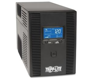 Tripp Lite SMT1500LCDT UPS 1500VA LCDT, Black by Tripp Lite