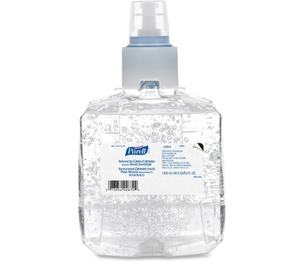 Gojo Industries, Inc 190302CT Green Certified Hand Sanitizer Refill, 1200Ml, 2/Ct, Clear by Gojo