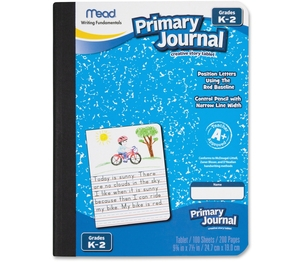 ACCO Brands Corporation 09554 Journal,Comp,Primary,100Sht by Mead