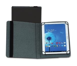 "SAMSILL CORPORATION 35019 Case,Tablet,Universl,10"",Bk by Samsill"