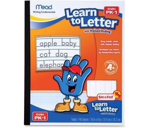 ACCO Brands Corporation 48122 Acadjr Ltl W/Raised Ruling by Mead