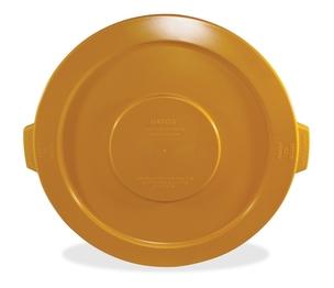 IMPACT PRODUCTS, LLC 773316 Gator Lid, 32Gal, Plastick/Yellow by Gator