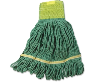 IMPACT PRODUCTS, LLC L281SM Saddle Wet Mop, Looped, Small, Green by Impact Products