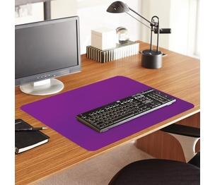 """ES ROBBINS CORPORATION 119703 Color Deskpad, 20""""X36"""", Purple by ES Robbins"""