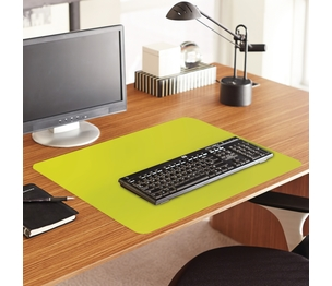 """ES ROBBINS CORPORATION 119705 Color Deskpad, 20""""X36"""", Green by ES Robbins"""