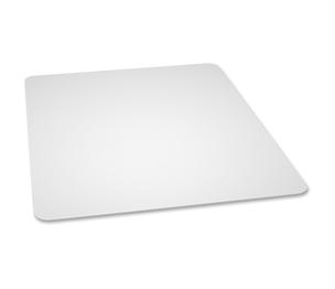"ES ROBBINS CORPORATION 120737 Rectangular Deskpad, 20""X36"", Clear by ES Robbins"