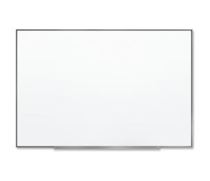 ACCO Brands Corporation NA7248F Nano Magnetic Whiteboard, 6'X4', Aluminum by Quartet