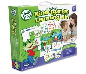 MEGA Brands, Inc DDT84 Kingergarten Learning Kit, Multi-Color by The Board Dudes
