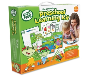 MEGA Brands, Inc DDT85 Preschool Learning Kit, Multicolor by The Board Dudes
