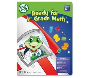 "MEGA Brands, Inc DDV17 1St Grade Mah Workbook, 7""X9-1/4"", 24/Bx, Multi by The Board Dudes"