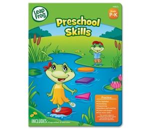 "MEGA Brands, Inc DDV19 Preschool Skills Workbook, 7""X9-1/4"", 24/Bx Multi by The Board Dudes"