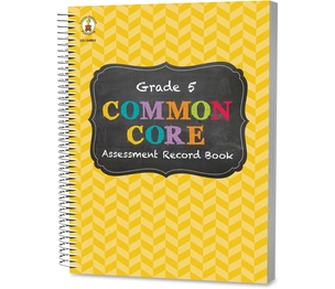 Carson-Dellosa Publishing Co., Inc 104804 Assessment Record Book, Grade 5, 96Pgs, Multi by Carson-Dellosa