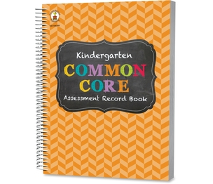 Carson-Dellosa Publishing Co., Inc 104799 Assessment Record Book, Grade K, 96Pgs, Mulit by Carson-Dellosa