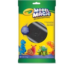 Crayola, LLC 574451 Model Magic Clay, 4Oz., Black by Model Magic