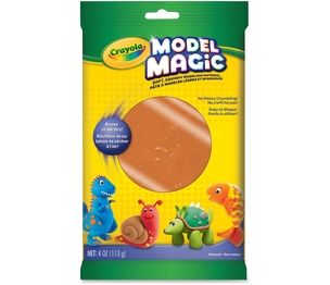 Crayola, LLC 574464 Model Magic Clay, 4Oz., Terra Cotta by Model Magic