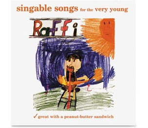 Flipside Products, Inc M10506 Raffi Singable Songs For The Very Young Cd, Ast by Flipside