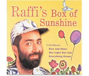 Flipside Products, Inc M10502 Raffis Box Of Sunshine Cd Set, Ast by Flipside