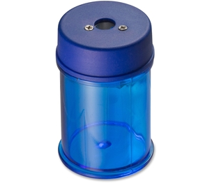 OFFICEMATE INTERNATIONAL CORP. 30249 Single-Hole Pencil Sharpener, Blue by OIC