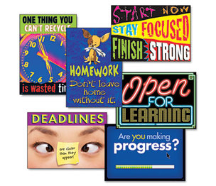 "TREND ENTERPRISES, INC. TA67922 ""Motivation"" ARGUS Poster Combo Pack, 6 Posters/Pack by TREND ENTERPRISES, INC."