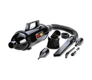 DATA-VAC MDV-1BA Metro Vac Portable Hand Held Vacuum and Blower with Dust Off Tools by DATA-VAC