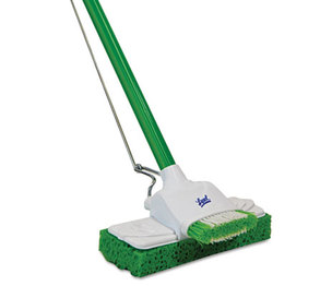 "Quickie Manufacturing Corporation 57045 Lysol Sponge Mop, 9"", 48"" Steel Handle by QUICKIE"