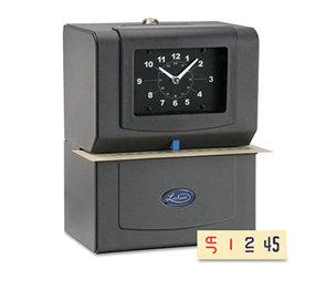 Lathem Time Company 4001 Automatic Model Heavy-Duty Time Recorder, Gray by LATHEM TIME CORPORATION