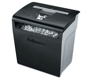 Fellowes, Inc FEL3224905 Powershred P-48C Deskside Cross-Cut Shredder, 8 Sheet Capacity by FELLOWES MFG. CO.