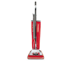 Electrolux Home Care Products SC886E Quick Kleen Commercial Vacuum w/Vibra-Groomer II, 17.5lb, Red by ELECTROLUX FLOOR CARE COMPANY
