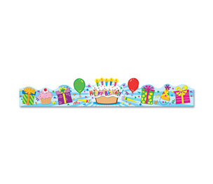 Carson-Dellosa Publishing Co., Inc CD-101021 Student Crown, Birthday, 4 x 23 1/2, 30/Pack by CARSON-DELLOSA PUBLISHING