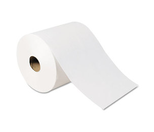 Georgia Pacific Corp. 26100 High-Capacity Nonperf Paper Towels, 7 7/8 x 1000ft, White, 6 Rolls/Carton by GEORGIA PACIFIC